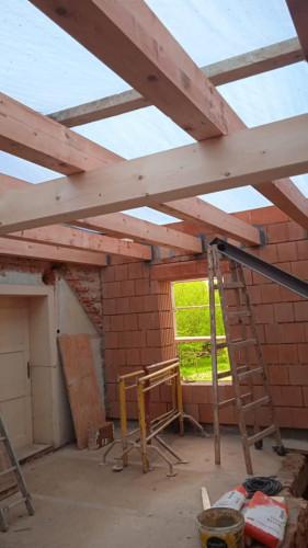 Kompletní rekonstrukce rodinného domu v Rynolticích
